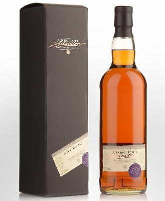 1997 Adelphi Bowmore 19 Year Old Cask Strength Single Malt Scotch Whisky (700ml)