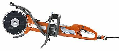 Husqvarna K3000 Electric Cut-n-Break Saw w/ 2 Sets of EL10 Blades, Breaking tool