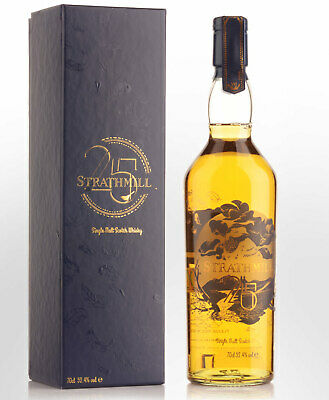 Strathmill 25 Year Old Cask Strength Single Malt Scotch Whisky (700ml)