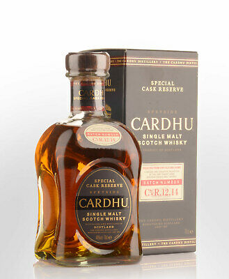 Cardhu Special Cask Reserve Single Malt Scotch Whisky (700ml)