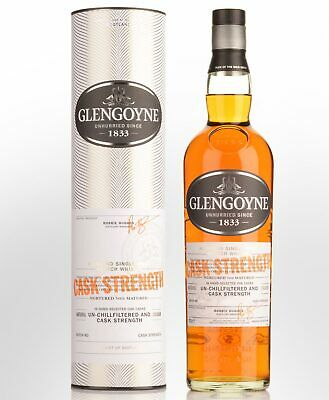Glengoyne Batch 4 Cask Strength Single Malt Scotch Whisky (700ml)