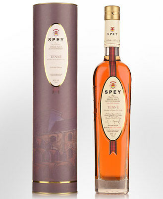 Speyside Distillery Tenne Tawny Port Finish Single Malt Scotch Whisky (700ml)