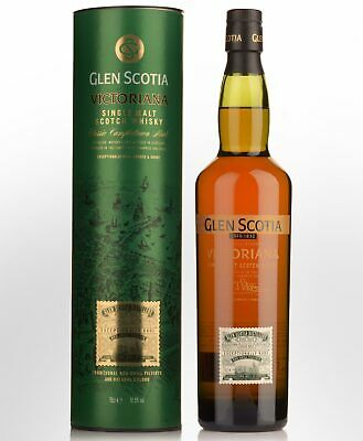Glen Scotia Victoriana Cask Strength Single Malt Scotch Whisky (700ml)