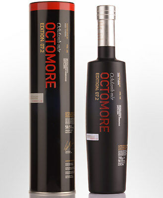 Bruichladdich Octomore 7.2 Cask Strength Single Malt Scotch Whisky (700ml) - ...