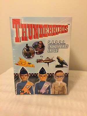 Thunderbirds Complete Collection On DVD