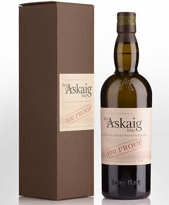 Port Askaig 100 Proof Cask Strength Single Malt Scotch Whisky (700ml)