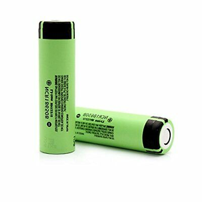 2x Genuine Panasonic NCR18650B 18650 3350mAh Battery Lithium Li-ion Vape eBike