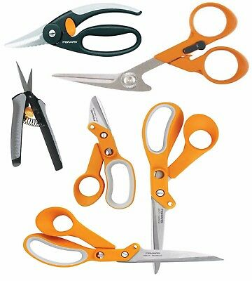 Fiskars Scissors Sewing. Hobby. Fabric. Dressmaking.tailors Shears & Scissor
