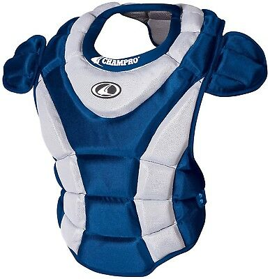 (Royal) - Champro Women's Chest Protector. Shipping is Free