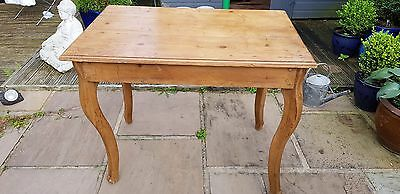 Antique Pine French Table