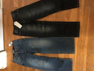 Boys Size 7 Jeans Lot of 2 NWT