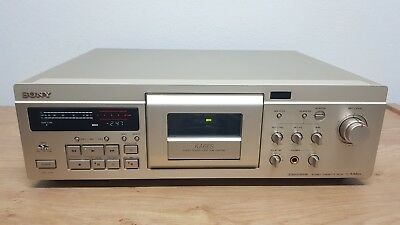 Sony TC-KA6ES Gold Supreme High-End Stereo Cassette Deck *MINT - BOXED*