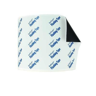 "Dupont 4"" Flashing Tape Doors Windows Insulation Pipe Roof Vent Tyvek Wrap"