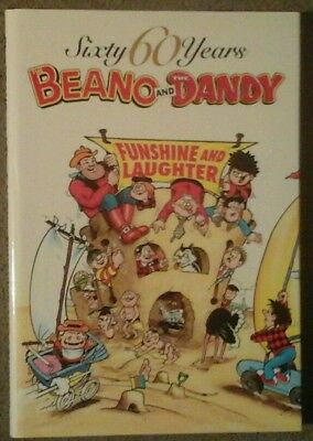 60 Years  Beano And The Dandy  Sunshine and Laughter