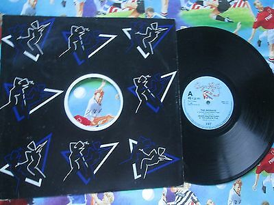 "Grand Master Flash & The Furious Five The Message SHL117 Vinyl 12"" Maxi-Single"