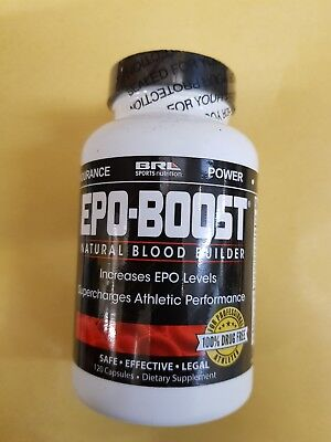 EPO-BOOST NATURAL BLOOD BUILDER 120 caps
