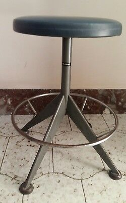 SGABELLO INDUSTRIALE Velca  industrial stool