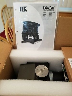 Digital Welding Turntable MK Products NEW in box