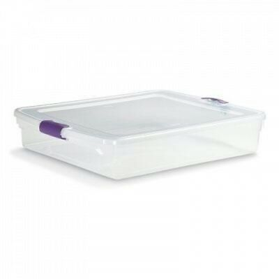 53l Underbed Clear Storage FQ. Home Products. Shipping is Free