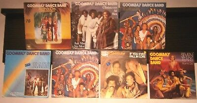 Goombay Dance Band Single Sammlung 7x Single 7""