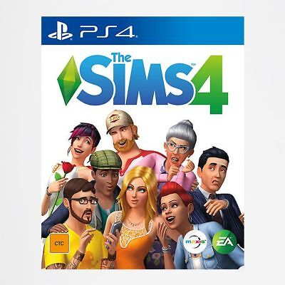 NEW The Sims 4 - PS4