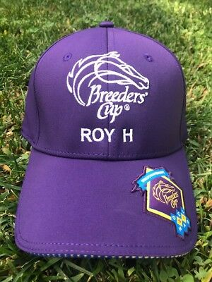 Official 2017 Roy H Breeders' Cup Hat