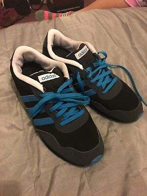 adidas neo (Blue) Mens Trainers size 10.5