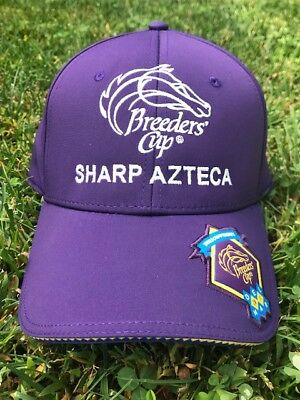 Official 2017 Sharp Azteca Breeders' Cup Hat