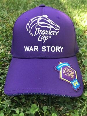 Official 2017 War Story Breeders' Cup Hat