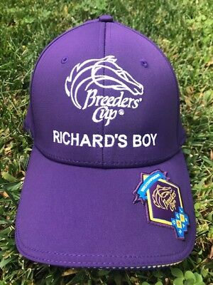 Official 2017 Richard's Boy Breeders' Cup Hat