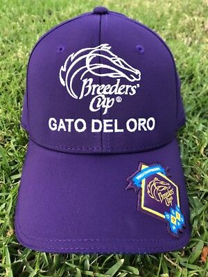 Official 2017 Gato Del Oro Breeders' Cup Hat