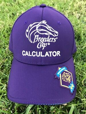 Official 2017 Calculator Breeders' Cup Hat