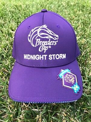 Official 2017 Midnight Storm Breeders' Cup Hat