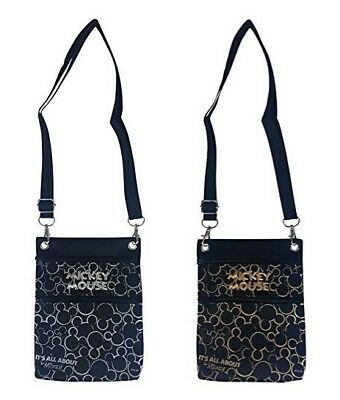 Mickey Mouse Cross Body Shoulder Bag (2 colors available)