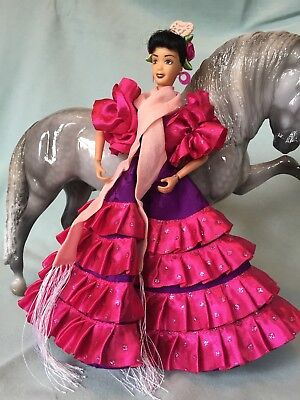 Breyer Traditional Flamenco Rider Doll