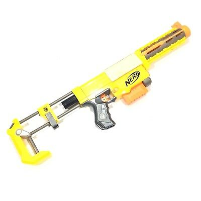 Nerf N-Strike Recon CS-6 Dart Gun clip stock rifle blaster