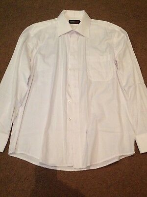 White L sleeve Shirt Size 41. New