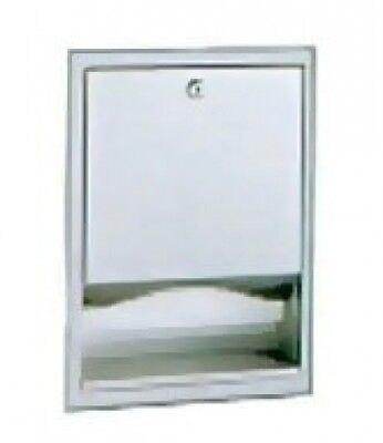 Bobrick Series Recessed Paper Towel Dispenser. Best Price