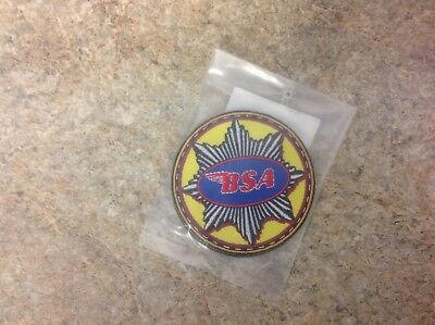 BSA Motorcycles Patch