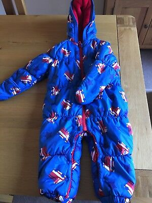 boys 12-18 month Next winter all in one outdoor snow suit
