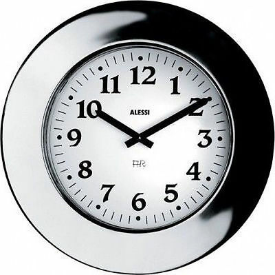 Alessi - 11 - Momento, Wall clock - Free worldwide shipping