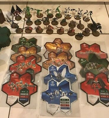 Heroscape MALLIDON'S PROPHECY FULL EXPANSION SET