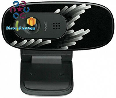 Logitech HD Webcam C270 Webcam, PC / Mac, Face Tracking