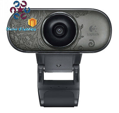 Logitech Webcam C210 Webcam, PC / Mac