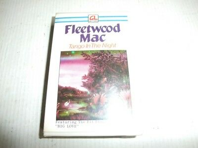 FLEETWOOD MAC: Tango In The Night (Golden Lion 1988, Asia Tape/Cassette, rare!)