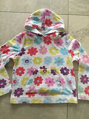 Mini Boden Girls Hoody Age 9-10 Excellent