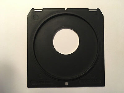 """4"""" x 4"""" Lensboard for Toyo-View Copal 1"""