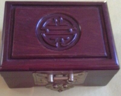 lacquered chinese jewellery box