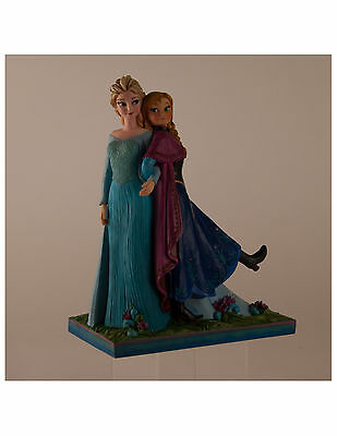 NIB Frozen Sisters Forever Figurine 4039079 by Jim Shore for Disney Traditions