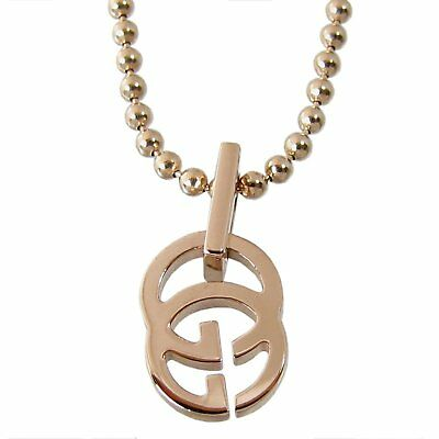 25fac7a32 GUCCI RUNNING G Gold Necklace (0000658) - $1,100.00 | PicClick